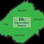 Elk Conservation District Map