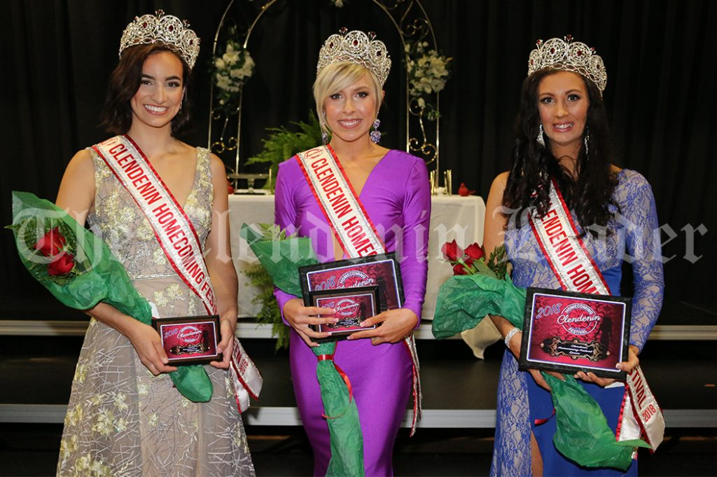 Pageant Winners