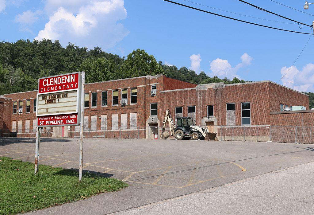 Historic Clendenin Elementary School