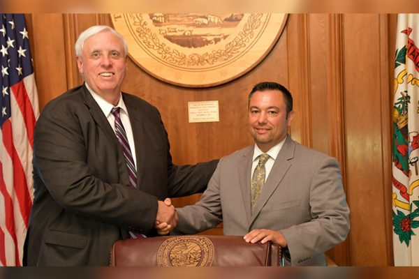 Governor Justice appoints Jeffries to House of Delegates in District 40