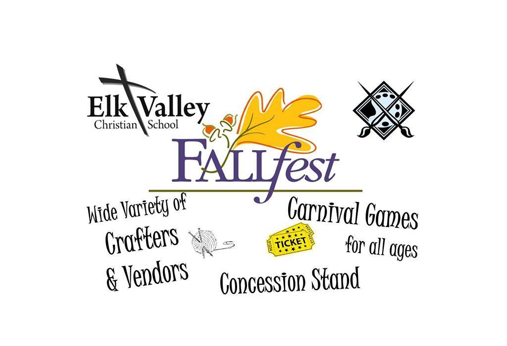 Elk Valley Christian School Fall Fest