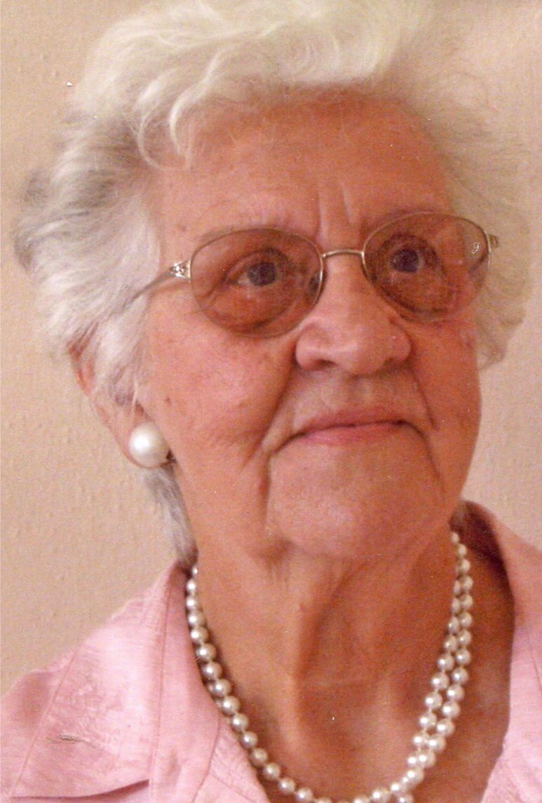 Obituary-Betty Jean Fisher Young