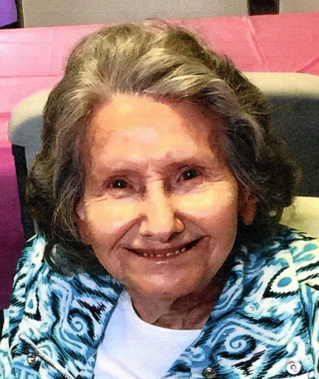 Obituary-Ruby Ellen Hall