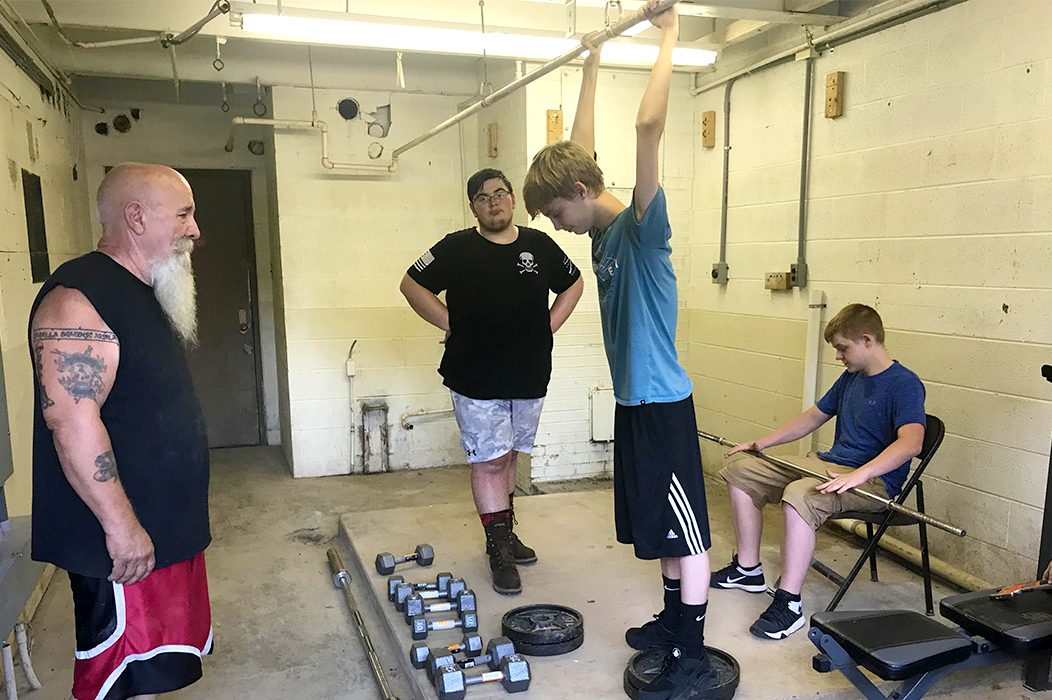Elk River Boxing Club Seeks Donated Weight Equipment to Give Local Youth Safe, Drug-Free Place